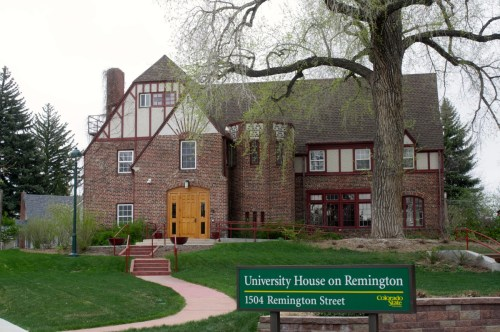 1504 Remington is a classic example of Tudor Revival architecture.