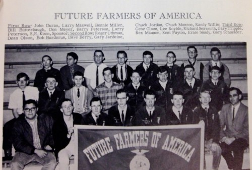 Future Farmers in 1965