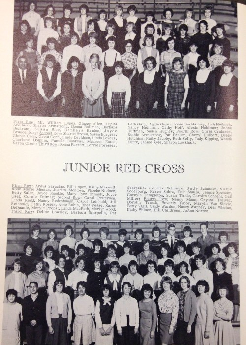 Junior Red Cross - 1965