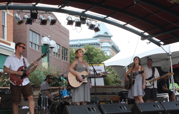 Social offerings, such as a variety of creative events held downtown throughout the year, help to attach residents to their community.