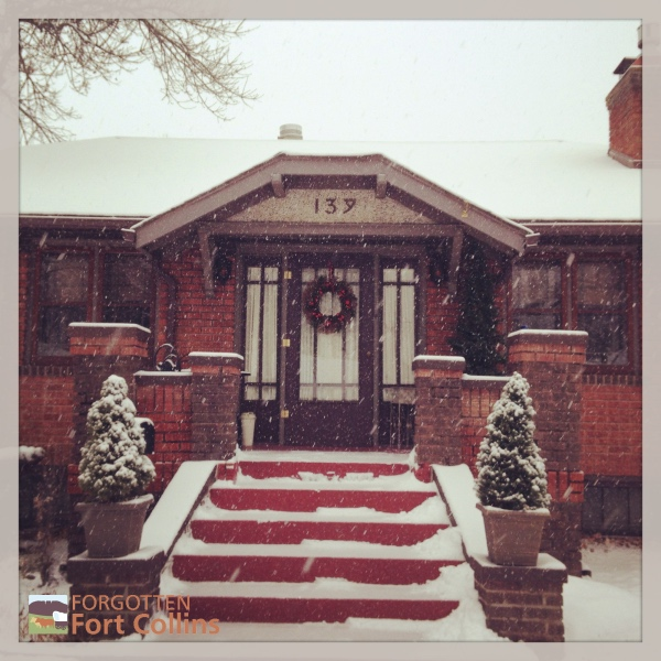 House on McKinley.