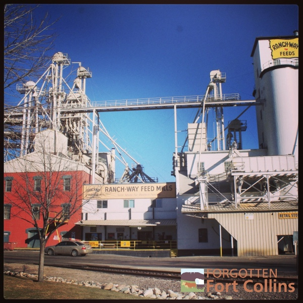 Snapshot of Ranchway Feeds in Fort Collins, CO.