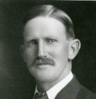 Norman Fry in 1915. (Fort Collins Archive #H06031)