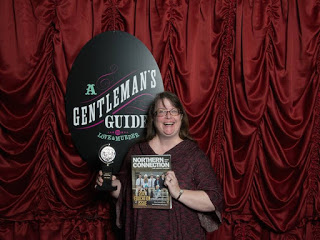 Marianne and the Tony!