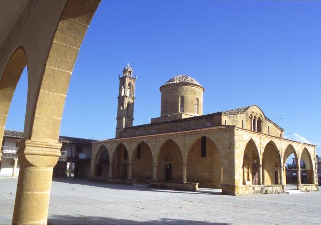St. Mamas Monastery