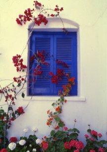 North Cyprus Traditional Windows