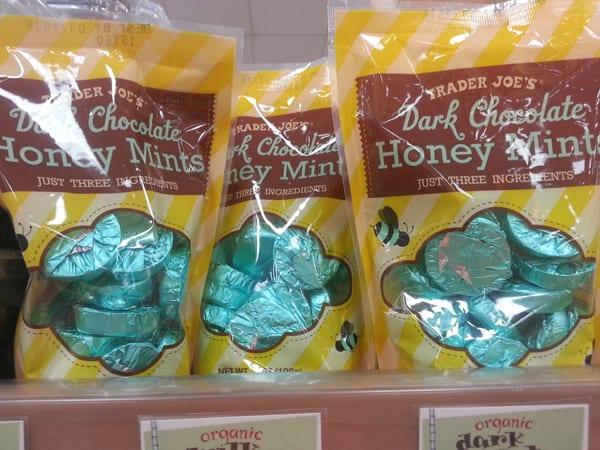 Trader Joe's Mint chocolates