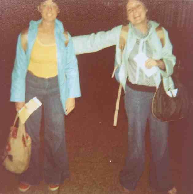 1977 backpacking