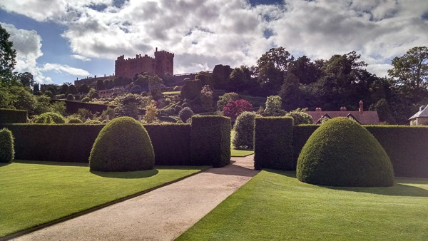 Powis Castle UK Travel