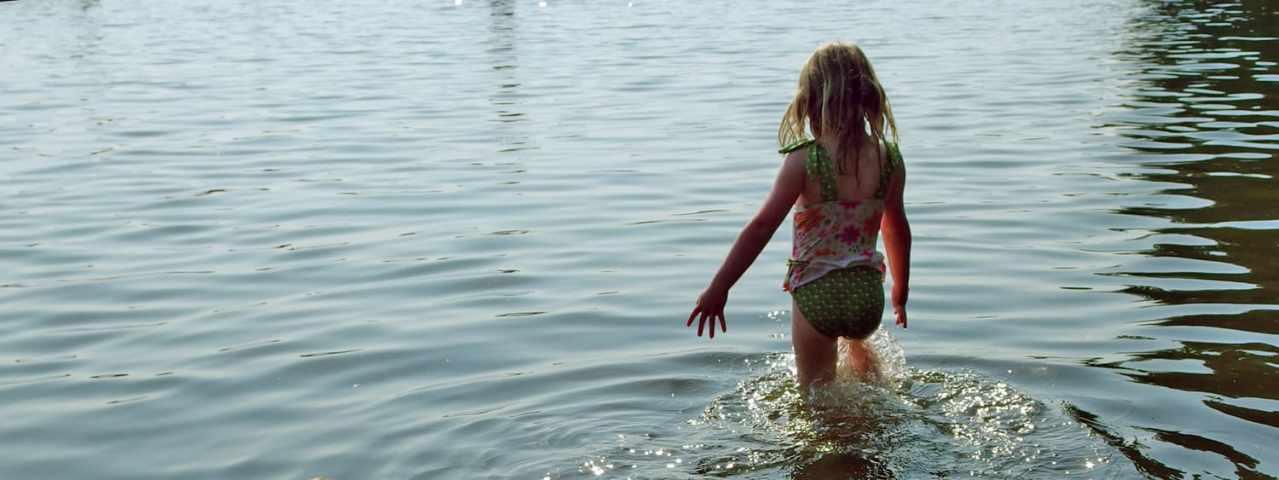 Do not swim alone