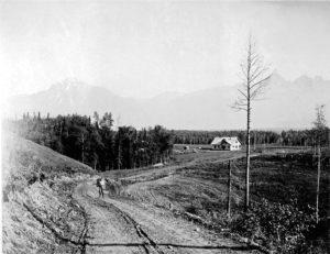 Alaska's Historic Roads Eligibility Project