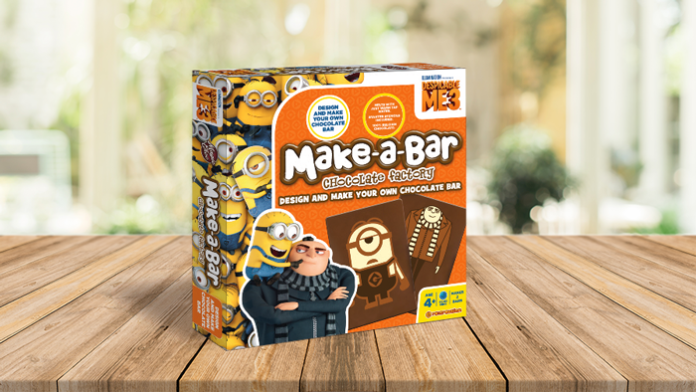 Despicable Me 3 Chocolate Kit