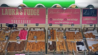 Laura's Fudge