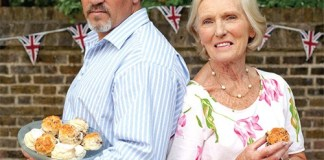 Paul Hollywood and Mary Berry