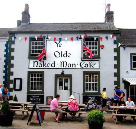 Ye Olde Naked Man Cafe