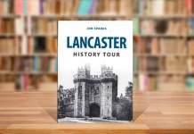 Lancaster History Tour by Jon Sparks