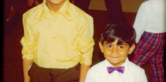 Cousin Nadim and Rizwan