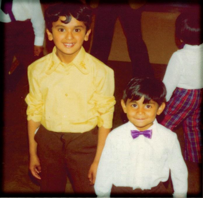 Cousin Nadim and Rizwan