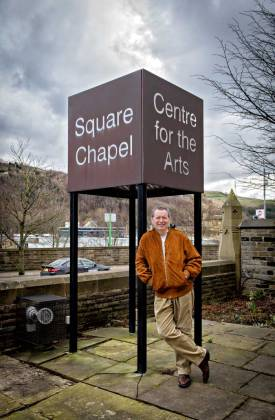 George Costigan Square Chapel patron