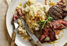 Grilled Lamb Rump