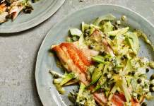 Panfried Trout