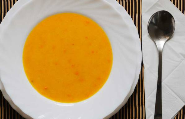 Skin boosting soup