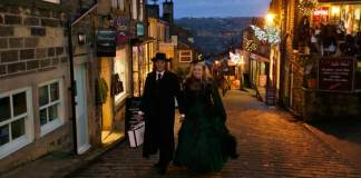 Haworth Steampunk