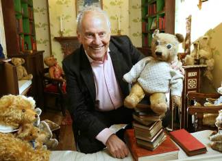 Newby Hall Brandreth Bears collection