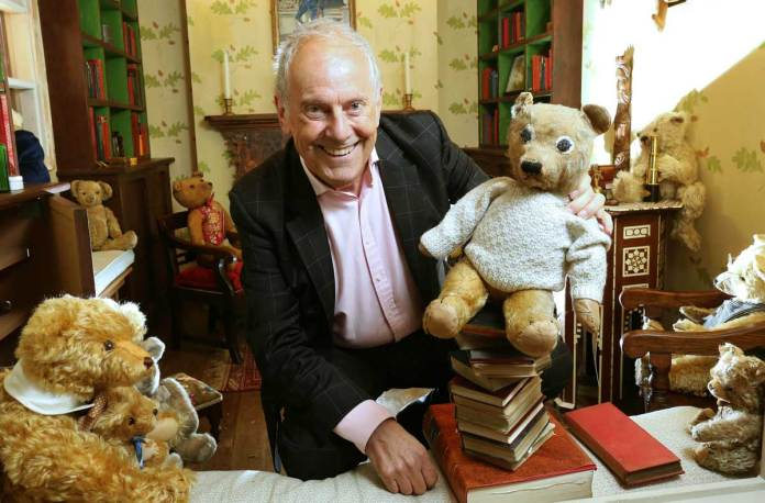 Newby Hall Brandreth Bears collection