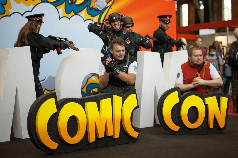 Manchester Comic Con 2017