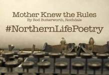 poetry Mother knew the rules