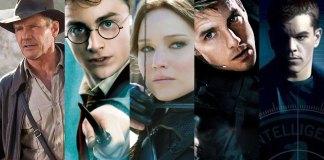 Top film franchises