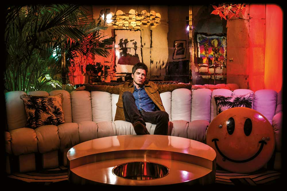 Noel Gallagher. Photo credit: Lawrence Watson