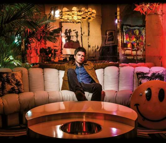 Noel Gallagher. Photo credit: Lawrence Watson