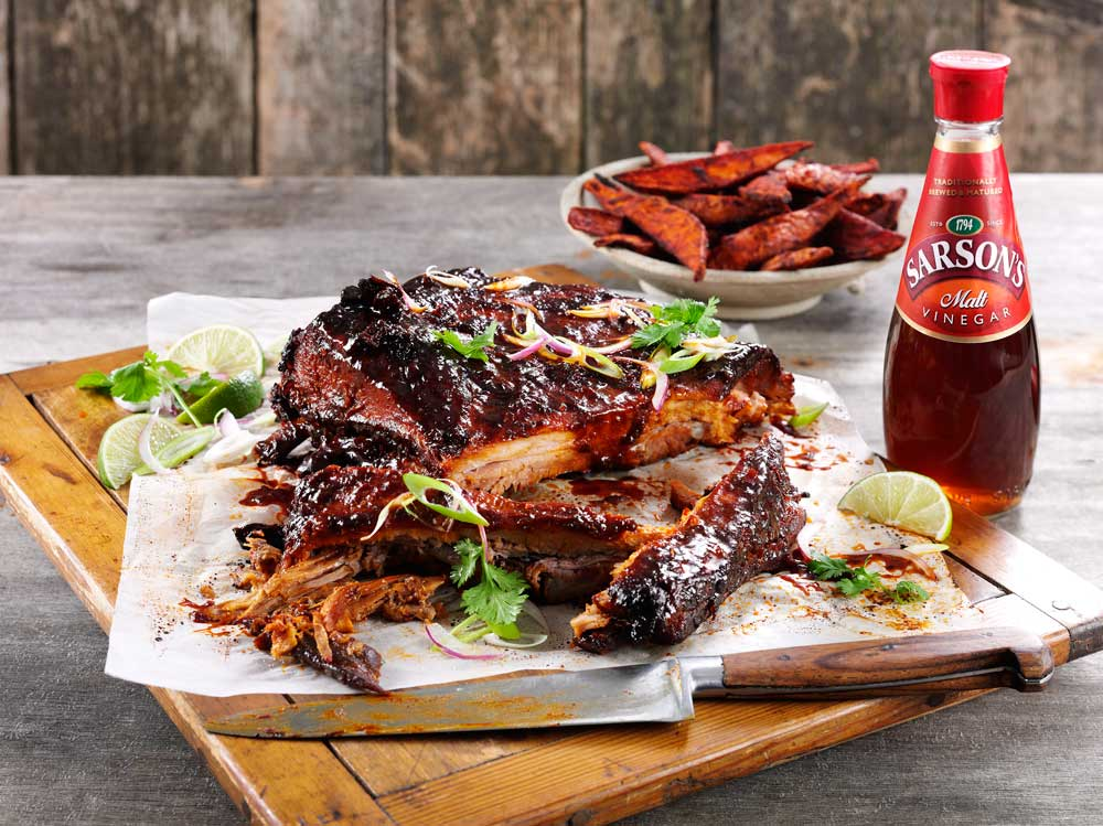 Jimmy Doherty - sticky ribs