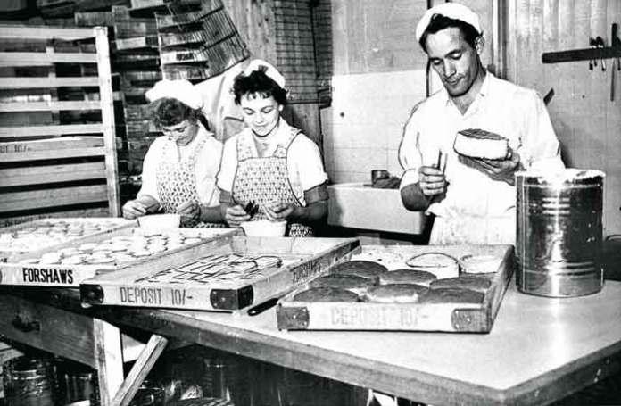 Forshaws Bakery Preston
