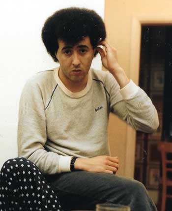 Hasan Dhaimish in 1977
