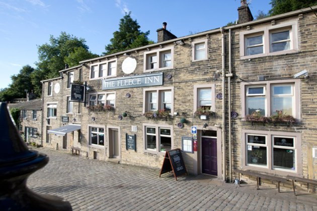 The Fleece, Haworth