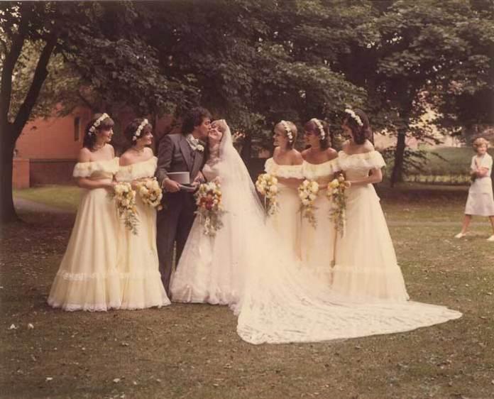 Linda Nolan marrying Brian