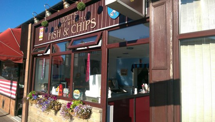 holts fish and chips