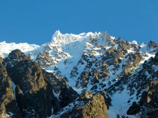 Peaks above Cantwell