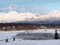 Alaska Range, Denali