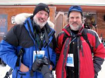 Albert Marquez and Scott Chesney, two fine photographers