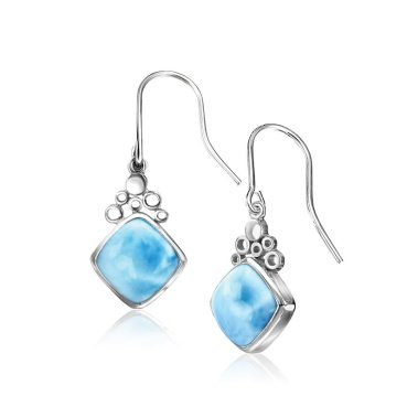 Marahlago Larimar Earrings