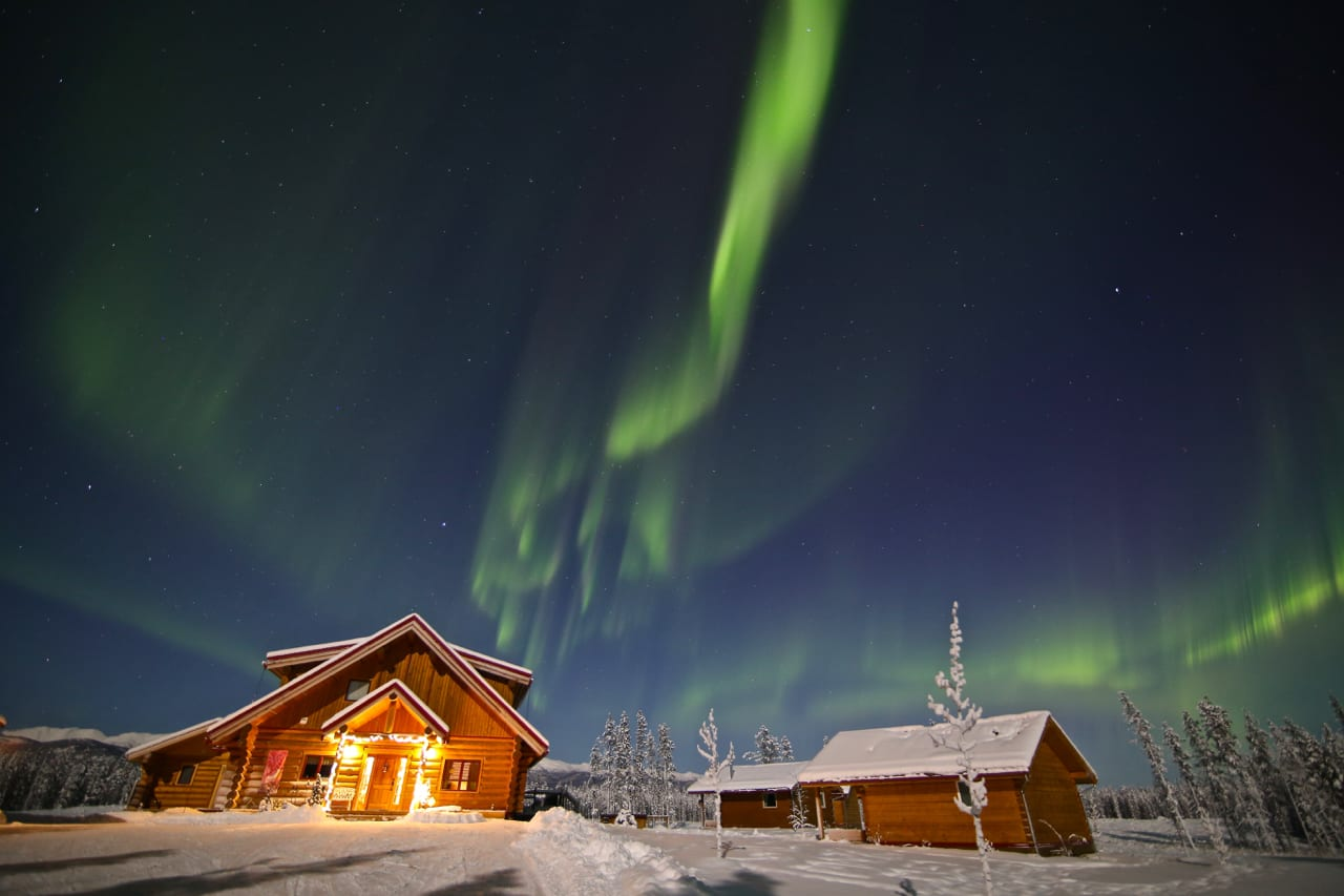 Northern Lights Lodge And Resort