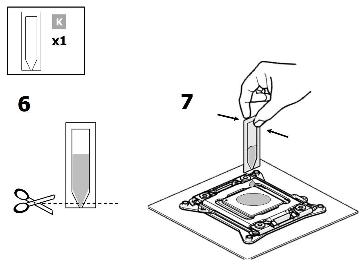 Installing Cpu Heatsink Amp Fan