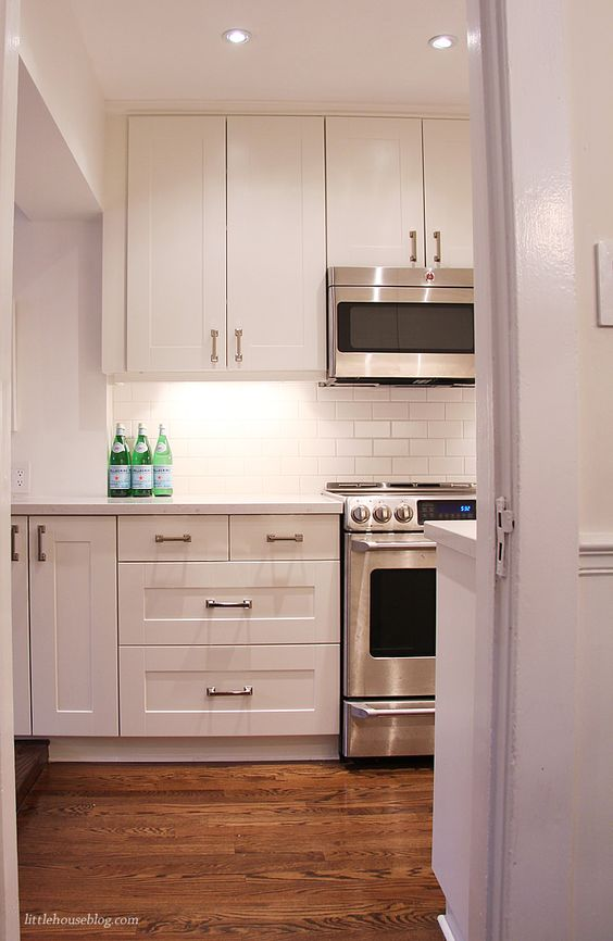 ikea kitchen reno before after