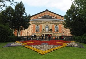 Festspielhaus, Bayreuth, Germany
