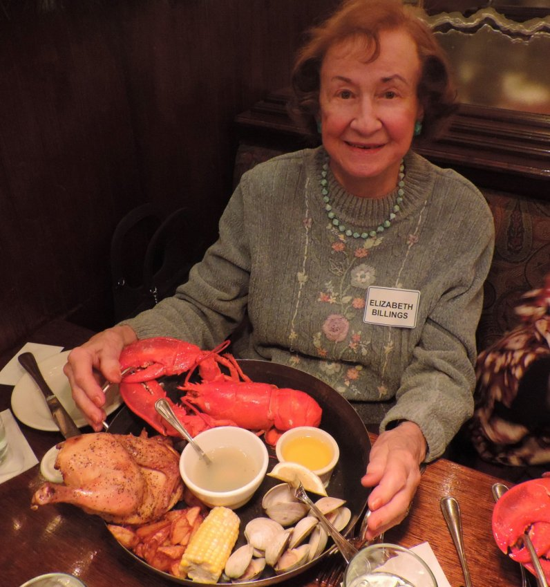 NOOL Lobster Bake, Sam & Dave's, Rocky River, Oh. Betty Billings