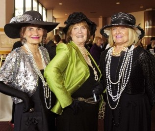 NOOL My Fair Lady Maria Cutler, Joan Babcock and Bonnie Femec